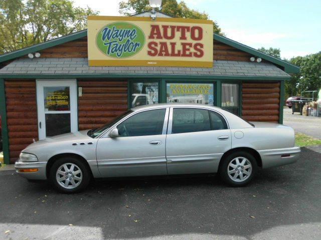 2005 Buick Park Avenue 4dr Sedan In Detroit Lakes Mn