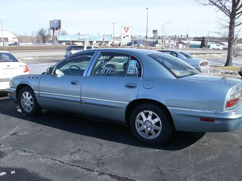 2004 Buick Park Avenue 4dr Sedan In Detroit Lakes Mn