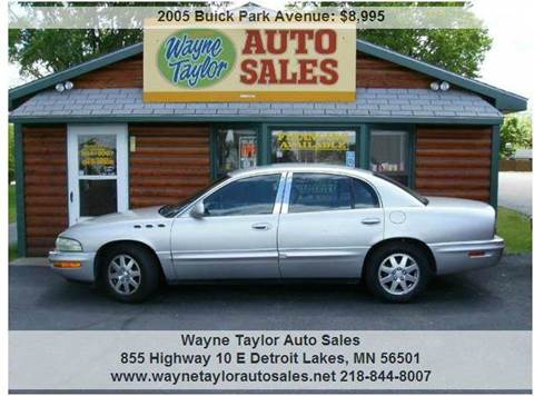 2005 Buick Park Avenue For Sale Carsforsale Com