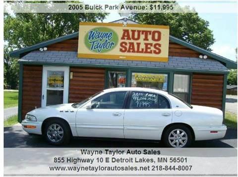 Taylor Auto Sales >> Used Cars Detroit Lakes Used Pickup Trucks Detroit Lakes Wayne
