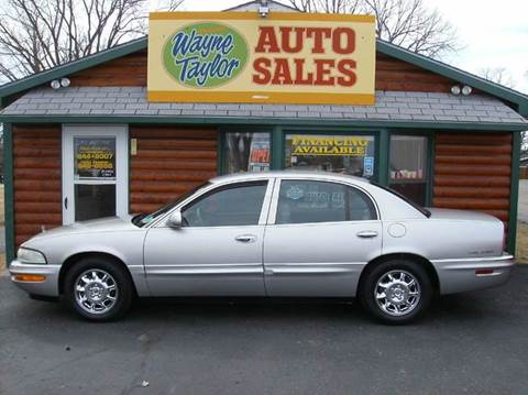 2004 Buick Park Avenue for sale in Detroit Lakes, MN