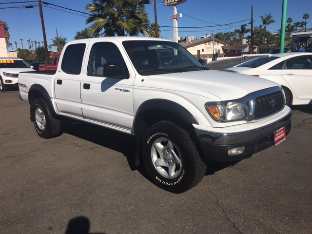 2001 toyota tacoma 4dr double cab prerunner v6 2wd sb in escondido ca calmex auto sales. Black Bedroom Furniture Sets. Home Design Ideas