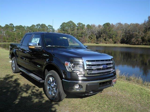 used 2014 ford f 150 lariat in saint augustine fl at bozard ford lincoln. Black Bedroom Furniture Sets. Home Design Ideas