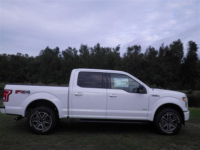 2017 ford f 150 4x4 xlt 4dr supercrew 5 5 ft sb in saint augustine fl bozard ford lincoln mercury. Black Bedroom Furniture Sets. Home Design Ideas