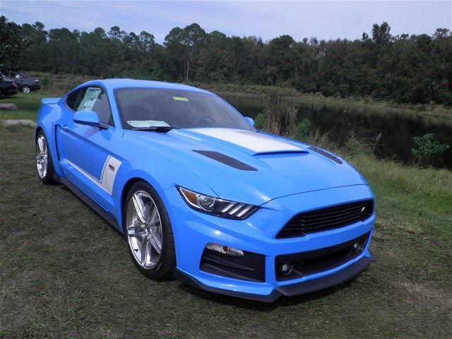 2017 ford mustang roush in saint augustine fl bozard ford lincoln mercury. Black Bedroom Furniture Sets. Home Design Ideas