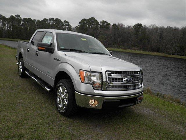used 2014 ford f 150 supercrew 4x2 style in saint augustine fl at bozard ford lincoln. Black Bedroom Furniture Sets. Home Design Ideas
