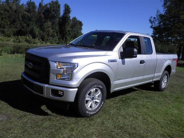 2017 ford f 150 4x4 xl 4dr supercab 6 5 ft sb in saint augustine fl bozard ford lincoln mercury. Black Bedroom Furniture Sets. Home Design Ideas
