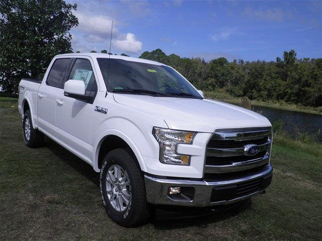 2017 ford f 150 4x4 lariat 4dr supercrew 5 5 ft sb in saint augustine fl bozard ford lincoln. Black Bedroom Furniture Sets. Home Design Ideas