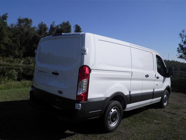 2017 ford transit cargo 150 3dr swb low roof cargo van w 60 40 passenger side doors in saint. Black Bedroom Furniture Sets. Home Design Ideas