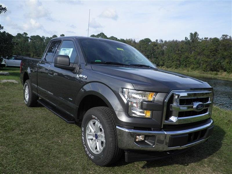 2017 ford f 150 4x4 xlt 4dr supercab 6 5 ft sb in saint augustine fl bozard ford lincoln mercury. Black Bedroom Furniture Sets. Home Design Ideas