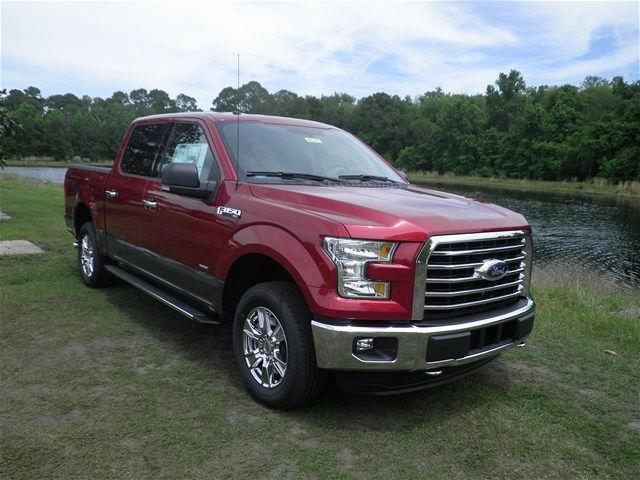 2016 ford f 150 4x4 xlt 4dr supercrew 5 5 ft sb in saint augustine fl bozard ford lincoln mercury. Black Bedroom Furniture Sets. Home Design Ideas