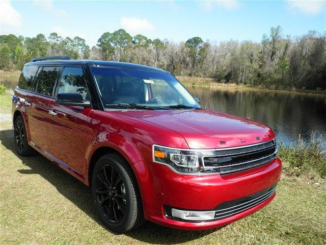 2017 ford flex awd limited 4dr crossover w ecoboost in saint augustine fl bozard ford lincoln. Black Bedroom Furniture Sets. Home Design Ideas