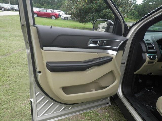 2017 Ford Explorer XLT 4dr SUV In Saint Augustine FL  Bozard Ford