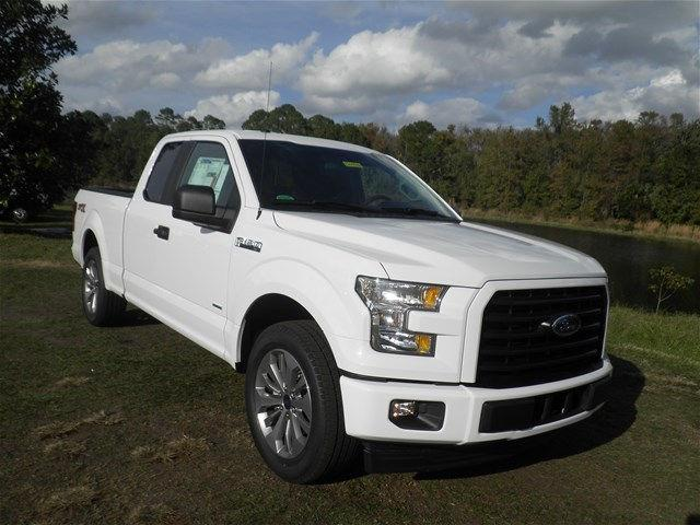 2017 ford f 150 xl in saint augustine fl bozard ford lincoln mercury. Black Bedroom Furniture Sets. Home Design Ideas
