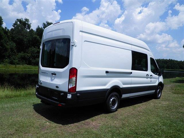 2015 ford transit cargo 350 3dr lwb high roof extended cargo van w sliding passenger side door. Black Bedroom Furniture Sets. Home Design Ideas