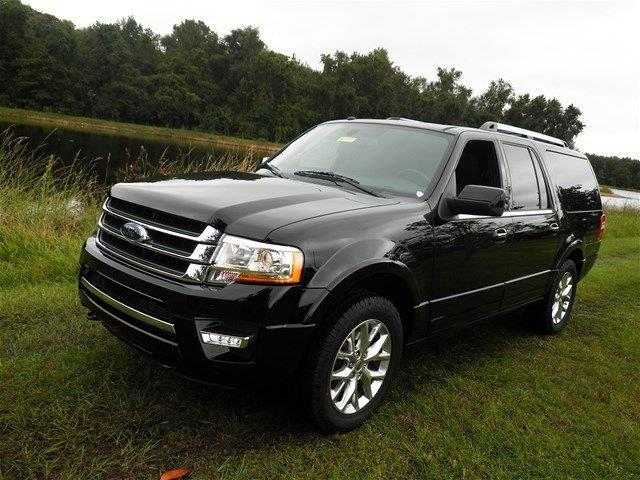 2016 ford expedition el limited 4x4 4dr suv in saint augustine fl bozard ford lincoln mercury. Black Bedroom Furniture Sets. Home Design Ideas
