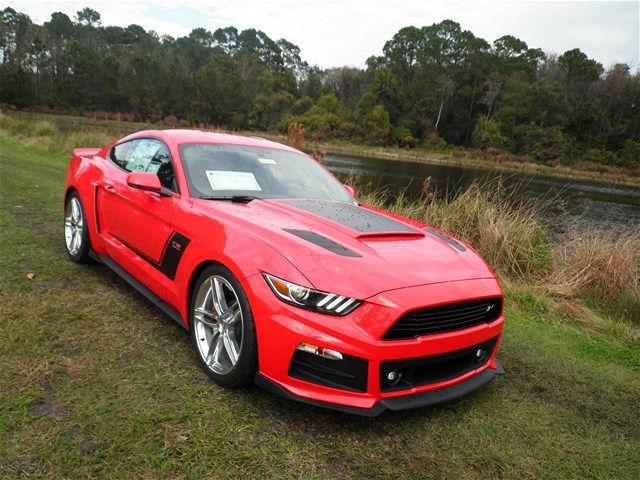2016 ford mustang roush in saint augustine fl bozard ford lincoln mercury. Black Bedroom Furniture Sets. Home Design Ideas