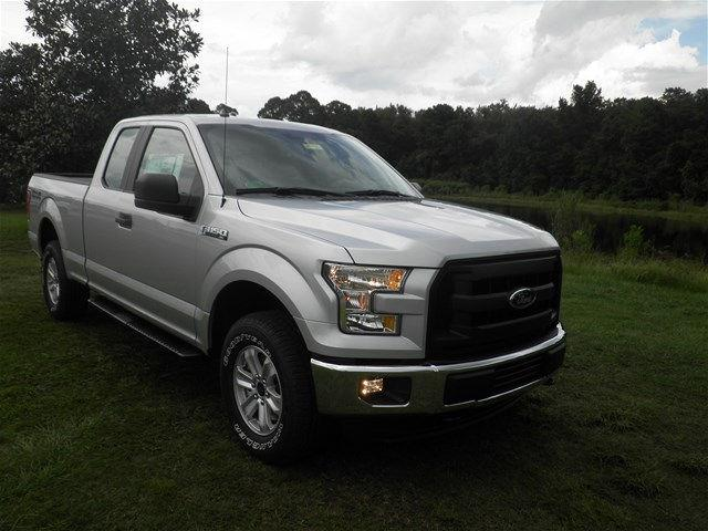 2016 ford f 150 4x4 xl 4dr supercab 6 5 ft sb in saint augustine fl bozard ford lincoln mercury. Black Bedroom Furniture Sets. Home Design Ideas
