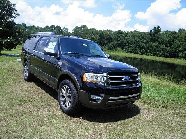 2016 ford expedition el king ranch 4x2 4dr suv in saint. Black Bedroom Furniture Sets. Home Design Ideas