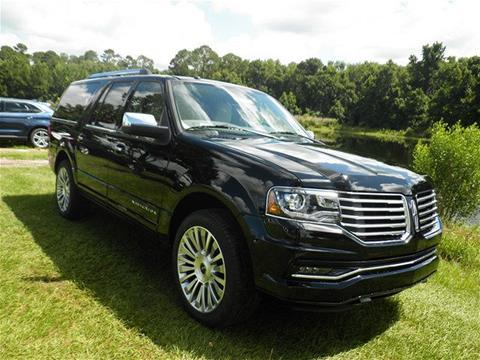 2017 Lincoln Navigator L for sale in Saint Augustine, FL