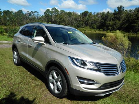 2017 Lincoln MKC for sale in Saint Augustine, FL