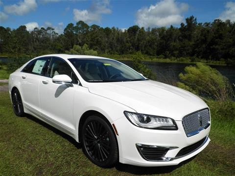 2017 Lincoln MKZ Hybrid for sale in Saint Augustine, FL