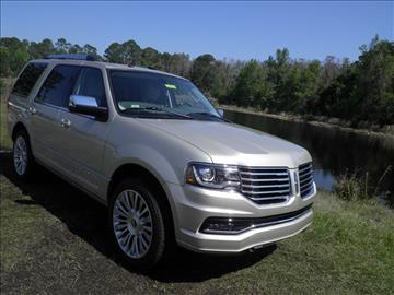 2017 Lincoln Navigator for sale in Saint Augustine, FL