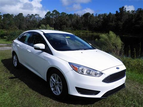 2017 Ford Focus for sale in Saint Augustine, FL