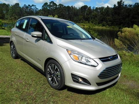 2017 Ford C-MAX Hybrid for sale in Saint Augustine, FL