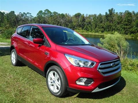 2017 Ford Escape for sale in Saint Augustine, FL