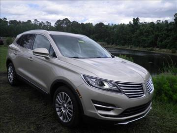 2017 Lincoln MKC for sale in Saint Augustine, FL