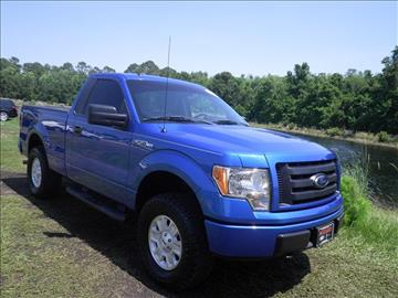 2012 Ford F-150 for sale in Saint Augustine, FL