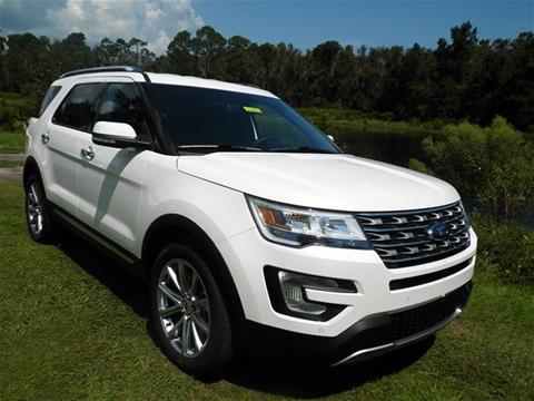 2017 Ford Explorer for sale in Saint Augustine, FL