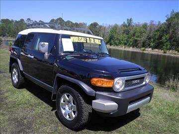 2007 Toyota FJ Cruiser for sale in Saint Augustine, FL