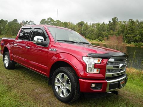 2015 Ford F-150 for sale in Saint Augustine, FL