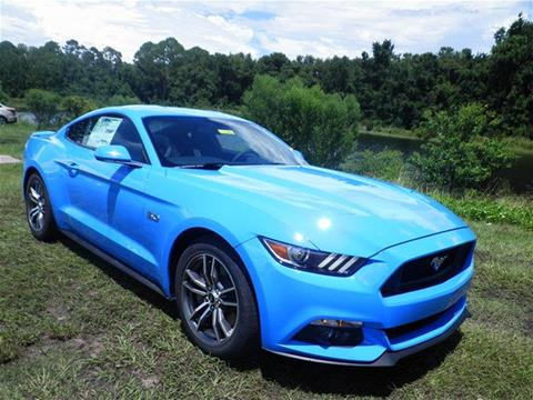 2017 Ford Mustang for sale in Saint Augustine, FL