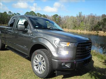 2017 Ford F-150 for sale in Saint Augustine, FL
