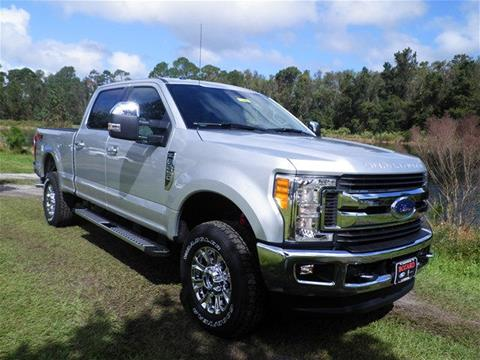 2017 Ford F-250 Super Duty for sale in Saint Augustine, FL