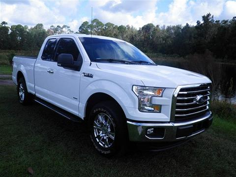 2016 Ford F-150 for sale in Saint Augustine, FL