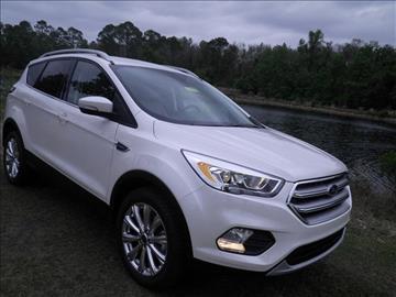 2017 Ford Escape for sale in Saint Augustine, FL