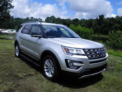 2017 Ford Explorer for sale in Saint Augustine, FL