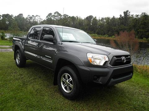 2015 Toyota Tacoma for sale in Saint Augustine, FL