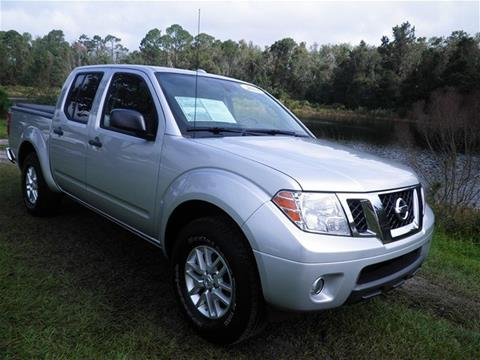 2014 Nissan Frontier for sale in Saint Augustine, FL