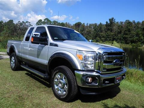 2016 Ford F-250 Super Duty for sale in Saint Augustine, FL