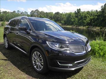 2017 Lincoln MKX for sale in Saint Augustine, FL