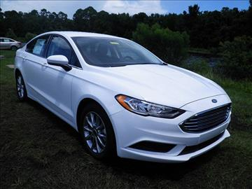 2017 Ford Fusion for sale in Saint Augustine, FL