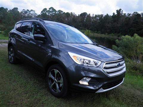 2018 Ford Escape for sale in Saint Augustine, FL