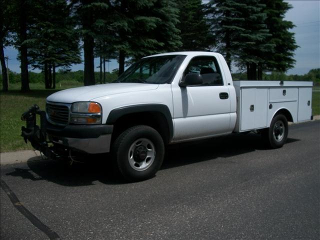 2001 GMC K2500 4X4