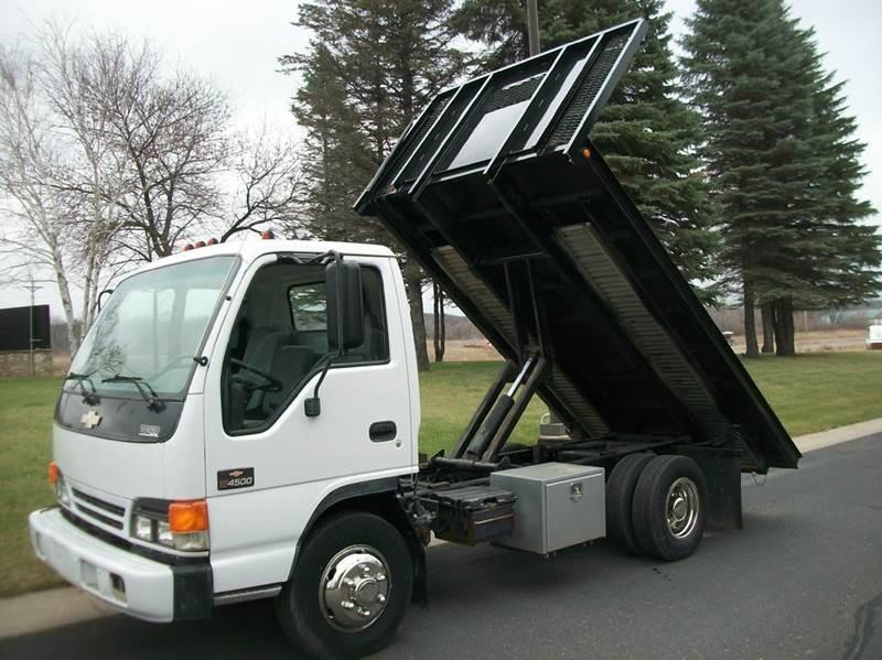 2001 Chevrolet W4500