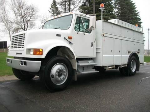 2000 International 4700 for sale in Zimmerman, MN